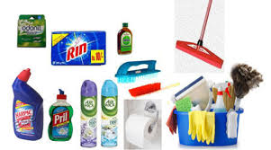 Homes, office spaces cleaning agents